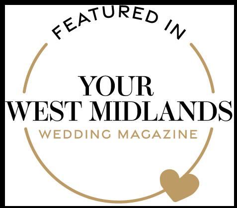 Featured in Your West Midlands Wedding magazine